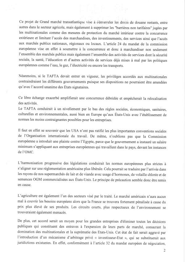 Motion TAFTA CG84-P2