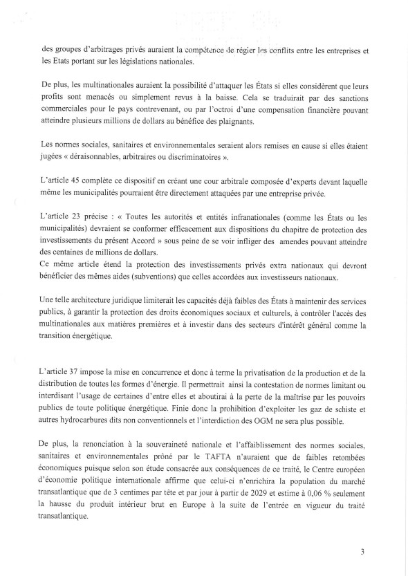 Motion TAFTA CG84-P3